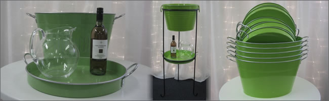 Wedding ice tubs for hire, Auckland